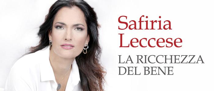 La ricchezza del bene - Safiria Leccese