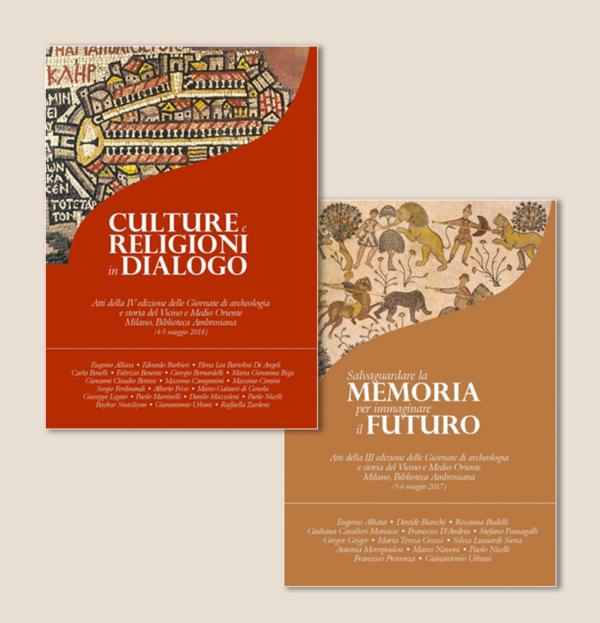 Giornate di archeologia – Pacchetto due volumi