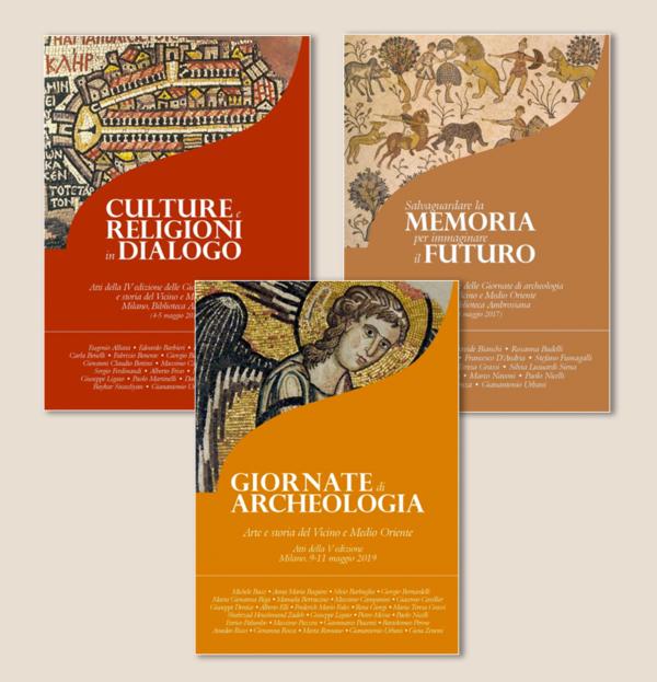 Giornate di archeologia – Pacchetto tre volumi