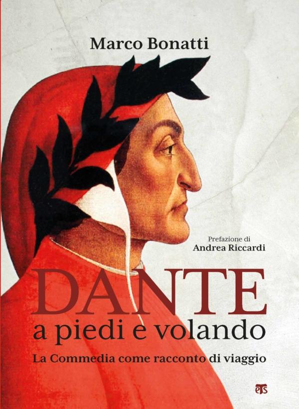Dante a piedi e volando