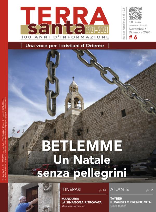 Terrasanta 6/2020 – Ebook