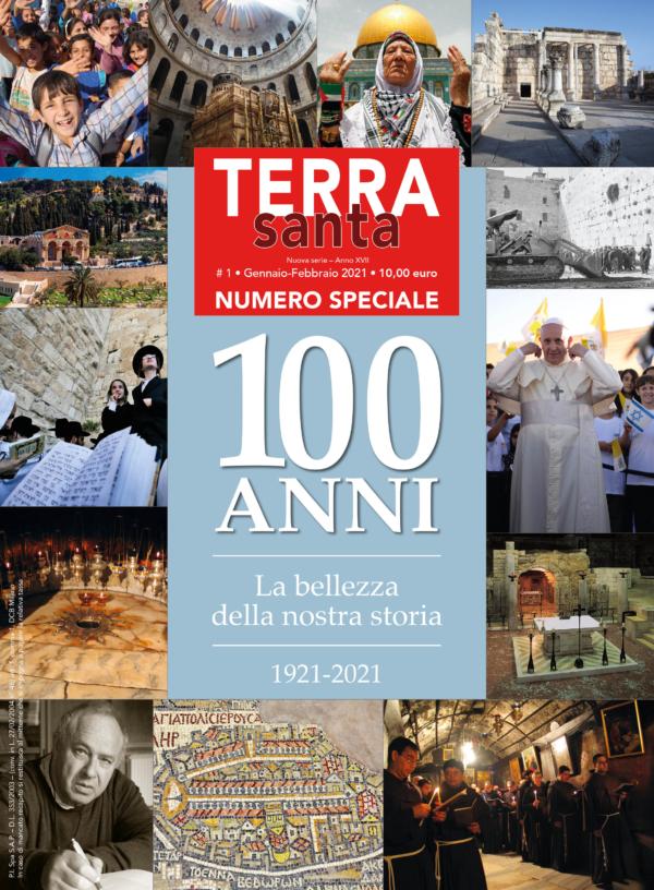 Terrasanta 1/2021 – Ebook